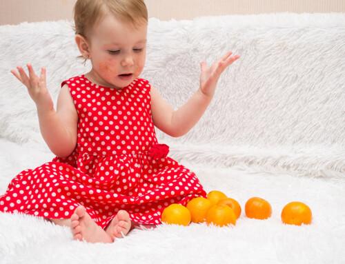 Kako izlečiti uporan ekcem kod dece?